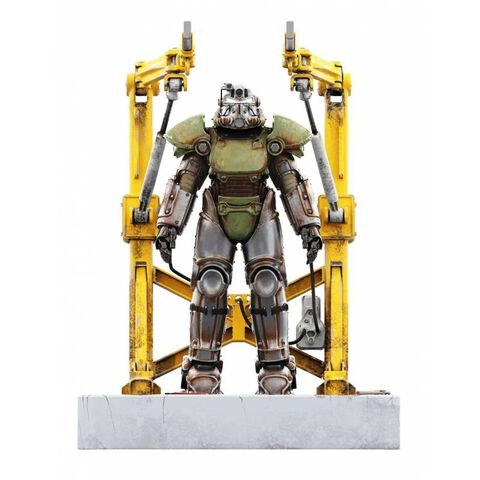 Figurine USB Power Up Factory - Fallout - Power Armor