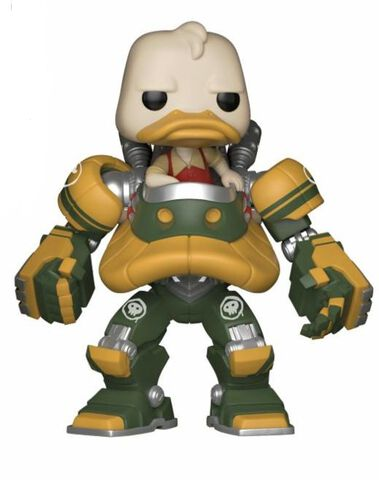 Figurine Funko Pop! N°301 - Marvel Tournoi des Champions - Howard The Duck - 15 cm