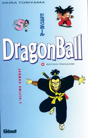 Manga - Dragon Ball - Tome 05 L'ultime Combat