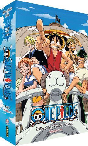 One Piece Partie 1 Edition Limitée Collector