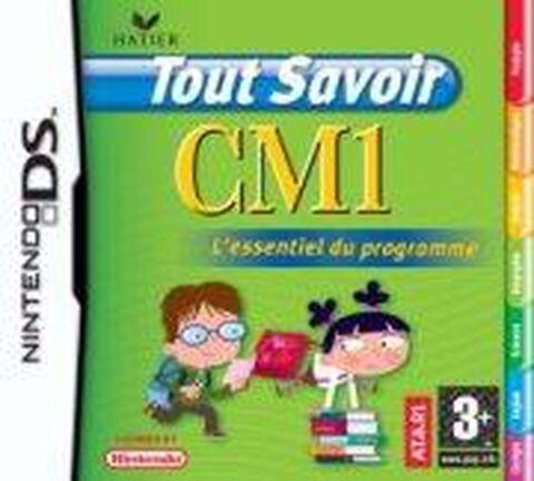 Tout Savoir Cm1, L'essentiel Du Programme