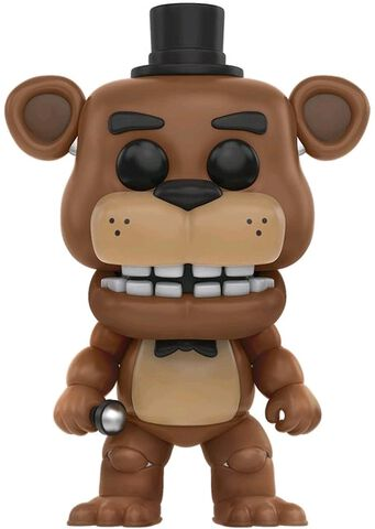 Figurine Funko Pop! N°106 - Five Nights at Freddy's - Freddy