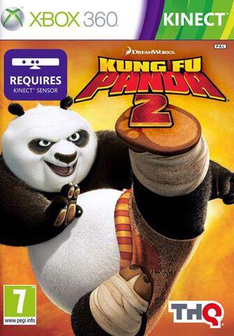 Kung Fu Panda 2 (kinect)