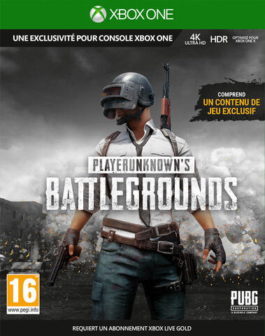 Playerunknown's Battlegrounds PUBG (Code in a box)