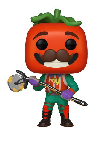 Figurine Funko Pop! N°513 - Fortnite - Tomatohead