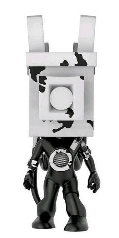 Figurine Funko Pop! N°390 - Bendy and the Ink Machine - S3 Le Projectionniste