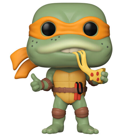 Figurine Funko Pop! N°18 - Vinyl - Tortues Ninja - Michelangelo