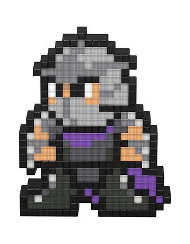 Lampe - Tortues Ninja - Shredder Pixel Pals
