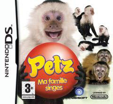 Petz Ma Famille Singes