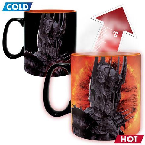 Mug - Le Seigneur des Anneaux - Heat Change Sauron 460 ml