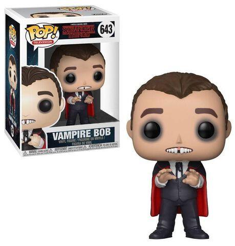 Figurine Funko Pop! N°643 - Stranger Things - Saison 2 Bob Vampire (exclusivité