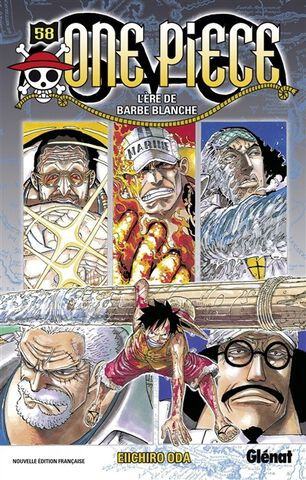 Manga - One Piece - Edition Originale Tome 58