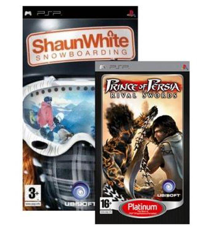 Shaun White Snowboarding + Prince Of Persia 2006 Platinum