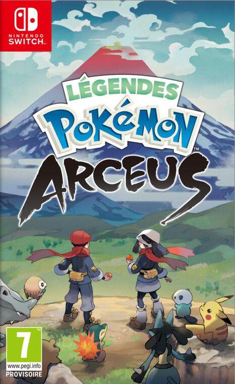 Legendes Pokemon Arceus