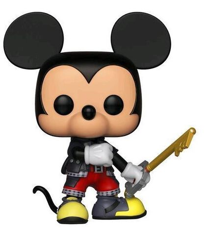 Figurine Funko Pop! N°489 - Kingdom Hearts 3 - Mickey