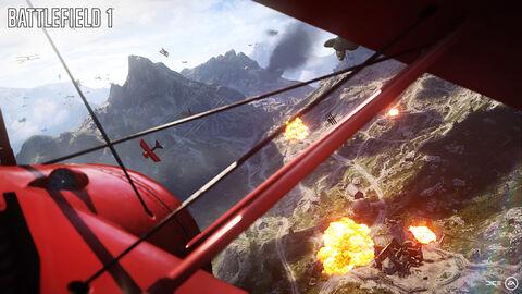 DLC - Battlefield 1 - Upgrade vers édition Deluxe