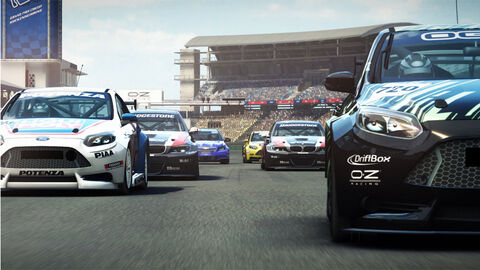 GRID Autosport Black Limited Edition