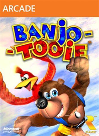 Banjo-tooie Digital Xbox 360 à Jouer sur Xbox One - Jeu complet - Version digitale