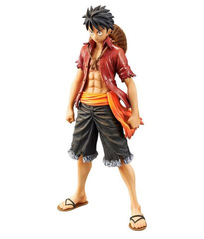 Figurine Movie Dxf - One Piece : Stampede - The Grandline Men Vol.1