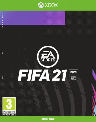 FIFA 21 Edition Ultimate (exclusivité Micromania)