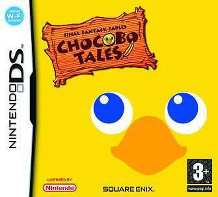Final Fantasy Fables, Chocobo Tales