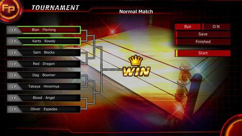 Fire Pro Wrestling World - Exclusivité Micromania