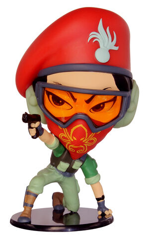 Figurine Six Collection - Rainbow 6 - Chibi Alibi