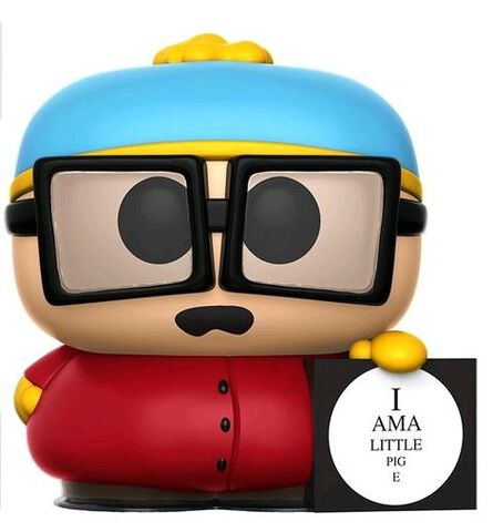 Figurine Funko Pop! N°02 - South Park - Cartman Piggy