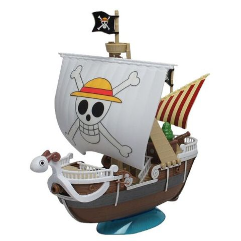 Maquette - One Piece - Going Merry