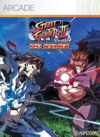 Super Street Fighter II Turbo HD Remix - Jeu complet - Version digitale