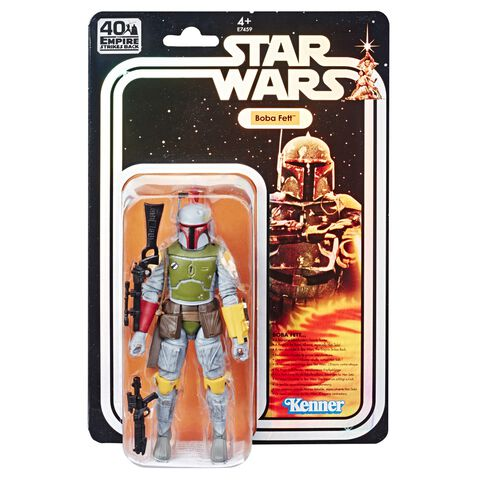 Figurine - Star Wars - Boba Fett