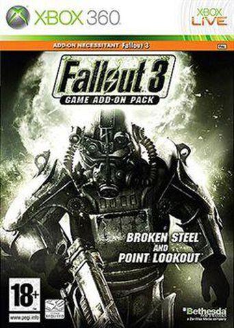 Fallout 3, Broken Steel & Point Lookout