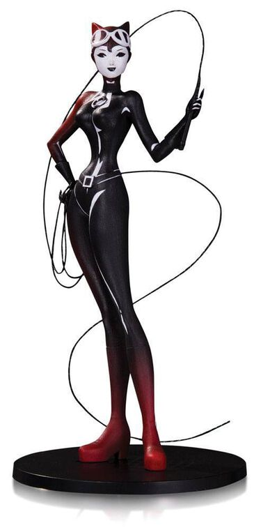 Statuette DC Artists Alley -  Catwoman By Sho Murase 17 cm