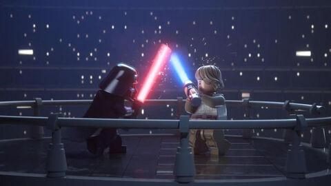 Precommande Lego Star Wars La Saga Skywalker