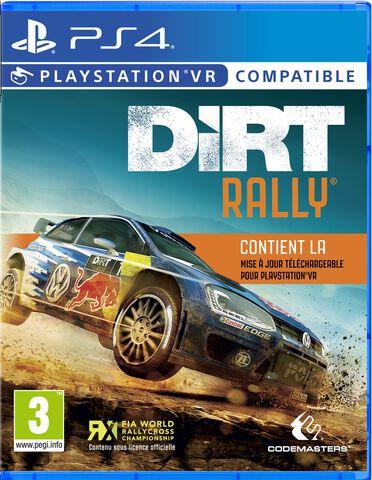 DiRT Rally VR
