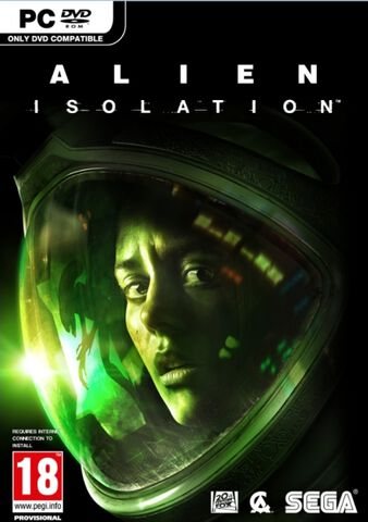Alien Isolation Jfg