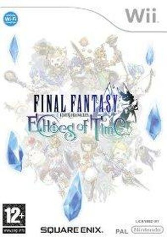 Final Fantasy Crystal Chronicles, Echoes Of Time