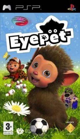 Eye Pet + Caméra