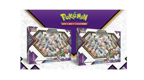 Coffret - Pokémon - Gx Fulguris/Boréas 4 Boost Sept 18