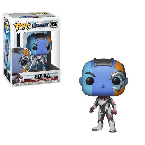Figurine Funko Pop! N°456 - Avengers Endgame - Nebula