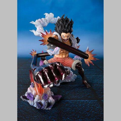Figurine Figuarts Zero - One Piece - Luffy King Cobra