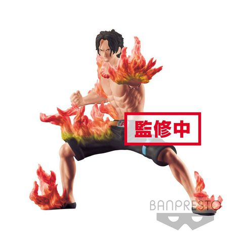 Statuette Abiliators - One Piece - Portgas D. Ace 16 cm