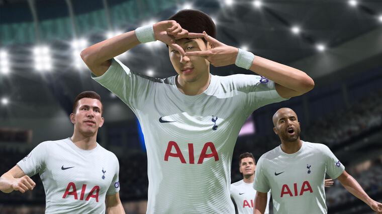 Précommande FIFA 22