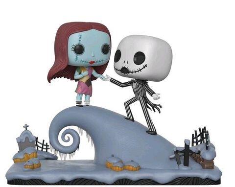 Figurine Funko Pop! Moment N°458 - L'Étrange Noël de Monsieur Jack - Jack Sally