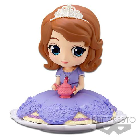 Figurine Q Posket Sugirly - Disney - Sofia