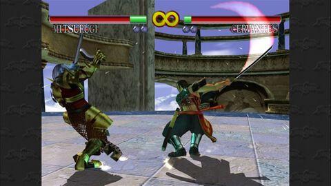 SoulCalibur Digital Xbox 360 à Jouer sur Xbox One - Jeu complet - Version digitale