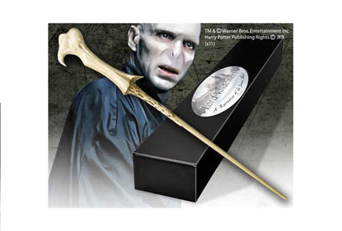 Réplique - Harry Potter - Baguette de Lord Voldemort