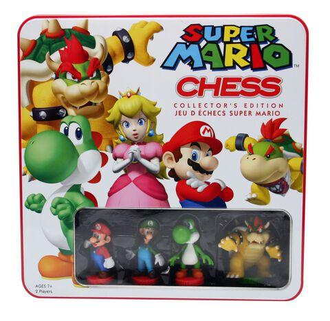 Jeu D'echec Mario