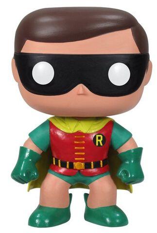 Figurine Funko Pop! N°42 - Batman - Robin '66