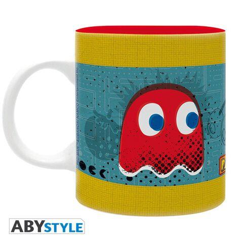 Mug - Pac-Man - Vintage 320 ml